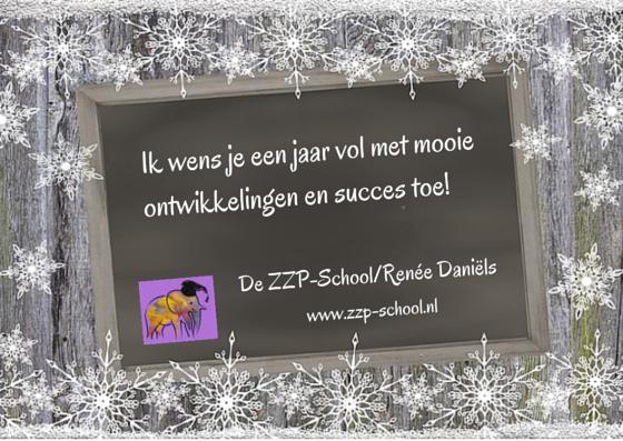 2015 - Nieuwjaarswens ZZP-School