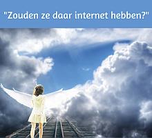 Internet in de hemel