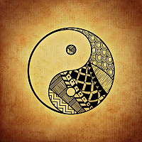 Comfort zone, yin-and-yang