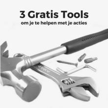 3 Gratis tools voor je acties (1)