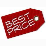 Een goede verkoopprijs komt niet uit de lucht vallen - plaatje 'best price'