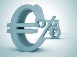 Afbeelding van euroteken en procent