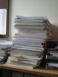 Stapel papieren