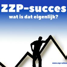 ZZP-succes, wat is dat eigenlijk