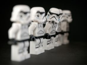 ZZP-succes - stormtroopers