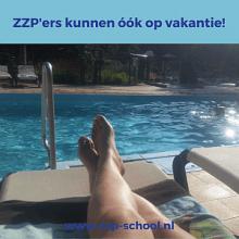 ZZP'ers kunnen ook op vakantie (1)