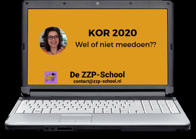 Webinar KOR 2020 - laptop